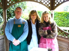 Bosvigo Hellebore sales - the team